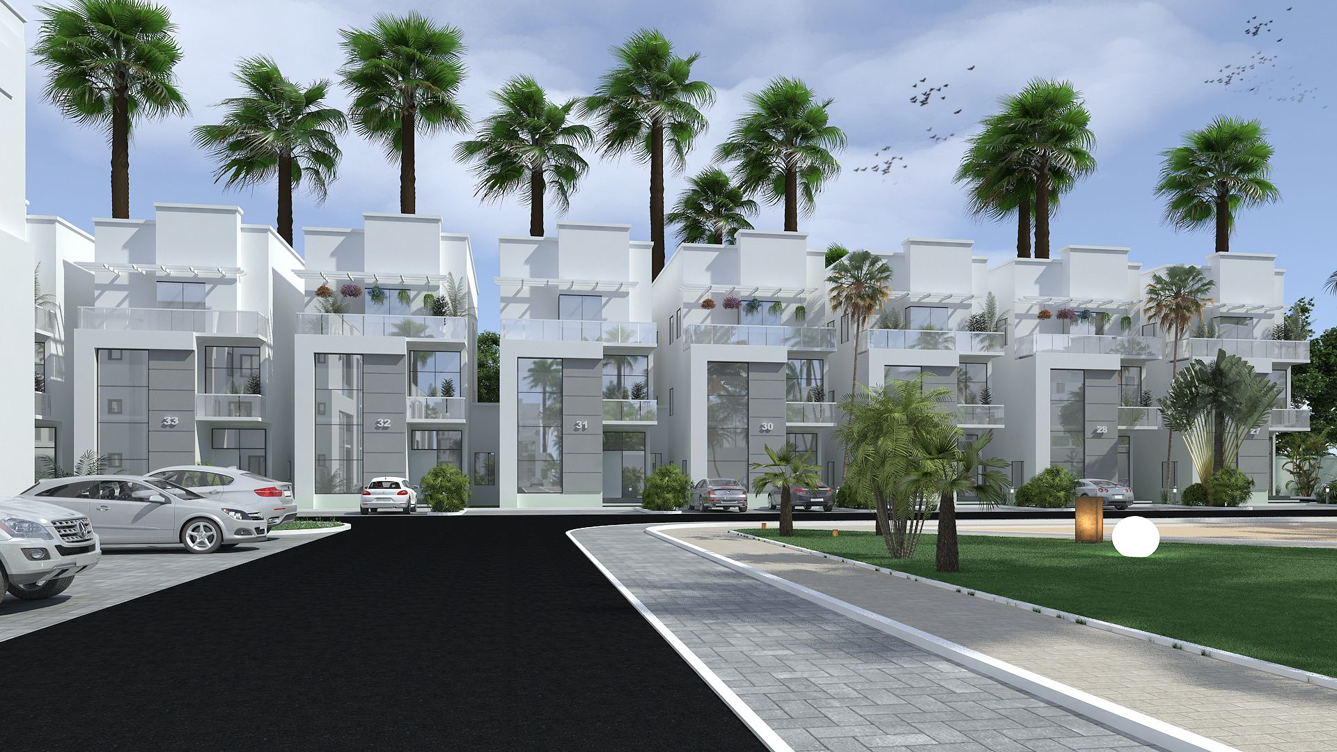 We Broke Ground for the Palms Estate